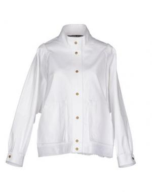 Куртка LES PRAIRIES DE PARIS. Цвет: белый