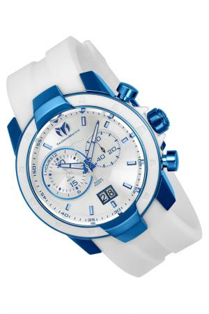 Watch TechnoMarine. Цвет: white, blue