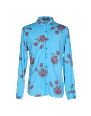 Pубашка BELLWOOD. Цвет: бирюзовый