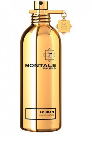 Парфюмерная вода Louban Montale. Цвет: бесцветный