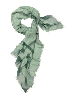 Палантин LACCOM. Цвет: зеленый