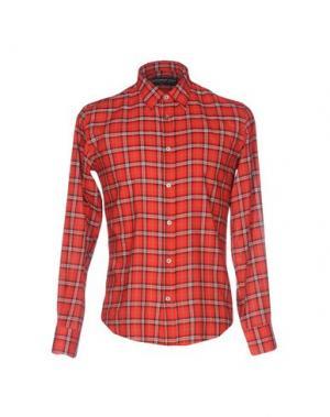 Pубашка DEPARTMENT 5. Цвет: красный