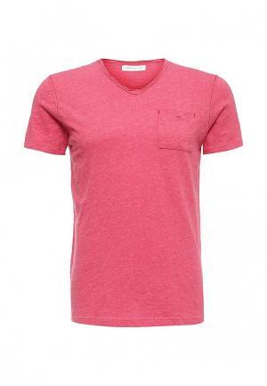 Футболка Harris Wilson. Цвет: розовый