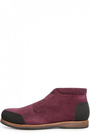 Ботинки Zonkey Boot. Цвет: темно-фиолетовый