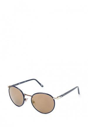 Очки солнцезащитные Persol. Цвет: синий