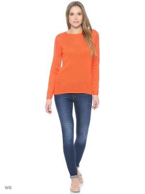 Свитер Reserved. Цвет: оранжевый