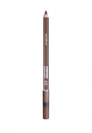 Карандаш Pupa. Цвет: коричневый