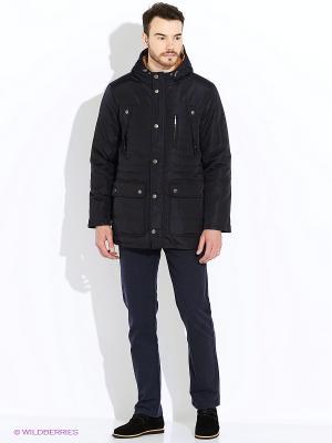 Куртка Alfred Muller. Цвет: синий