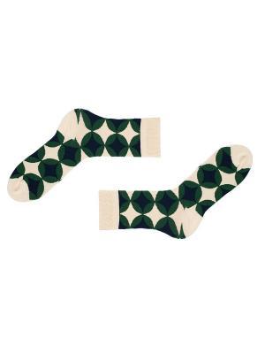 Носки Sammy Icon. Цвет: зеленый