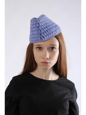 Шляпа EMMY. Цвет: серо-голубой