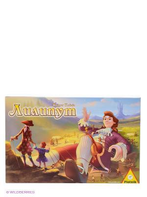 Настольная игра Лилипут Piatnik. Цвет: сиреневый, фиолетовый, желтый, коричневый, красный
