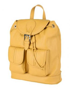Рюкзаки и сумки на пояс J&C JACKYCELINE. Цвет: охра
