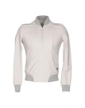 Куртка VIRTUS PALESTRE. Цвет: светло-серый