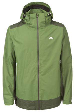 Куртка Trespass. Цвет: green