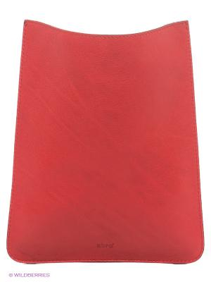 Клатч Abro. Цвет: красный