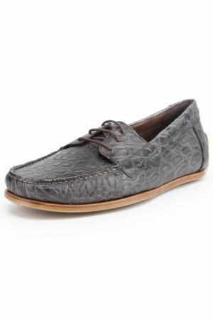 Мокасины Zonkey Boot. Цвет: серый
