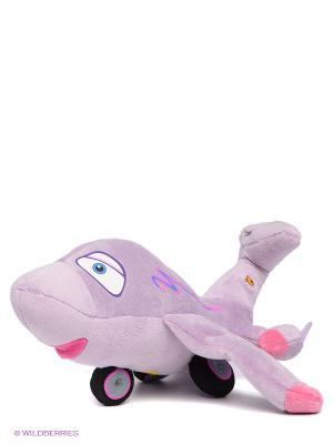 Мягкая игрушка Молния Мульти-пульти. Цвет: сиреневый