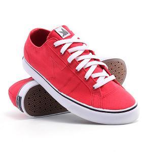 Кеды кроссовки низкие  Forty Oldy 5 Red Dekline. Цвет: розовый