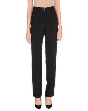 Повседневные брюки PAZ TORRAS. Цвет: черный