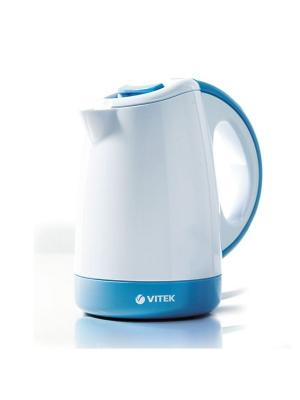 Чайник электрический Vitek VT-1134(B). Цвет: синий