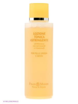 Вяжущий лосьон-тоник для очищения кожи лица и снятия макияжа Frais Monde. Цвет: серый, зеленый