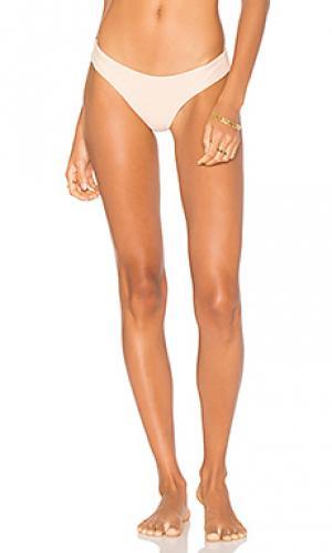 Кокетливые плавки-бикини Bettinis. Цвет: беж