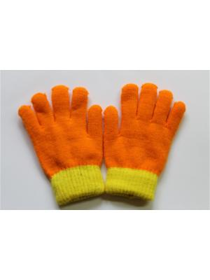 Перчатки Cascatto. Цвет: оранжевый