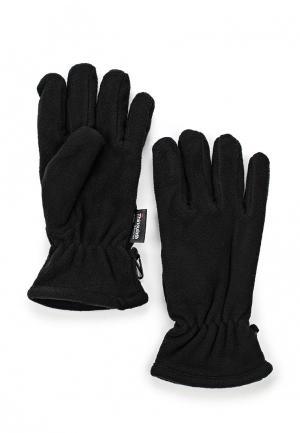 Перчатки Ignite. Цвет: черный