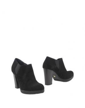 Ботинки GIONATA. Цвет: черный
