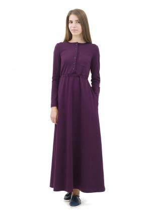 Платье Doctor E. Цвет: фиолетовый