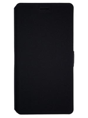Чехол-книжка для Nokia 3 PRIME book. Цвет: черный