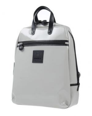 Рюкзаки и сумки на пояс GABS. Цвет: светло-серый