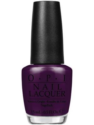 Opi Лак для ногтей O Suzi Mio, 15 мл. Цвет: фиолетовый