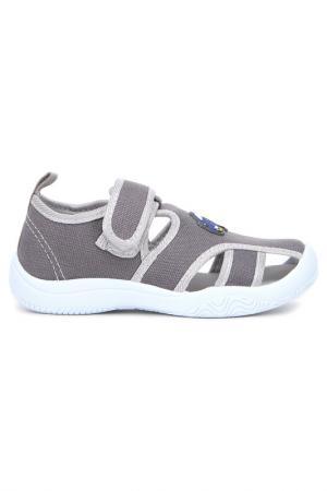 Туфли MURSU. Цвет: серый