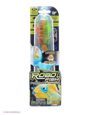 Светодиодная Робо-рыбка Гловер ZURU. Цвет: оранжевый, зеленый