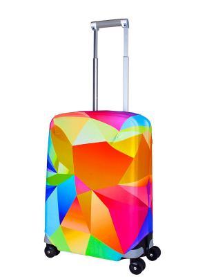 Чехол для чемодана  Fable S Coverway. Цвет: желтый
