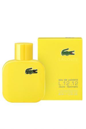 L.12.12 jaune EDT 50 Lacoste. Цвет: none