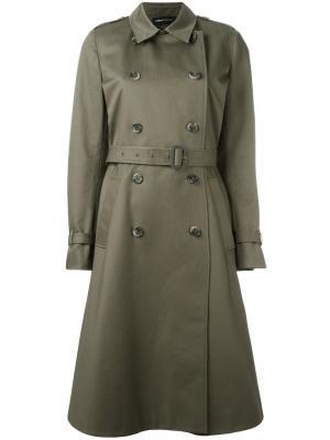 Trench coat Vanessa Seward. Цвет: зелёный