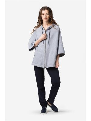 Куртка HELMIDGE. Цвет: светло-серый