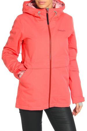 Куртка Bench. Цвет: pk144