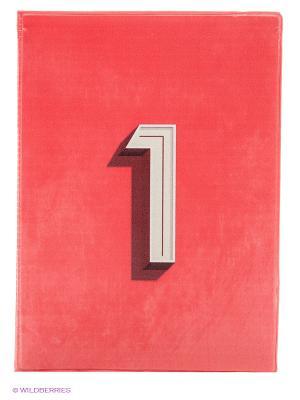 Обложка для паспорта The first Kawaii Factory. Цвет: красный