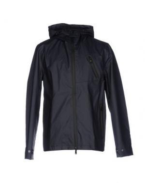 Куртка INDIVIDUAL. Цвет: темно-синий