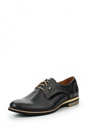 Туфли Giatoma Niccoli. Цвет: черный