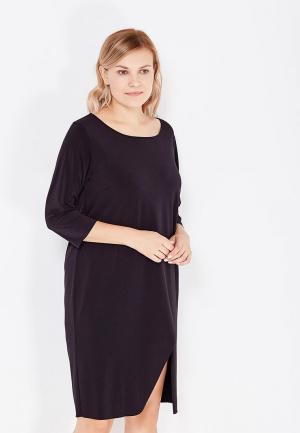 Платье Over. Цвет: черный