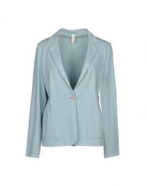 Пиджак WETPAINT. Цвет: светло-зеленый