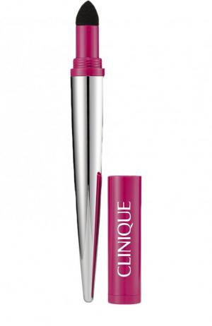 Матовый кушон для губ  Pop Lip Shadow, оттенок Fuchsia Clinique. Цвет: бесцветный