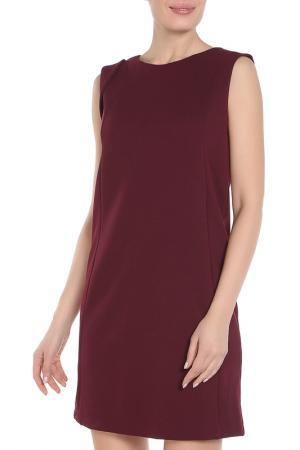 Платье La Reine Blanche. Цвет: бордовый