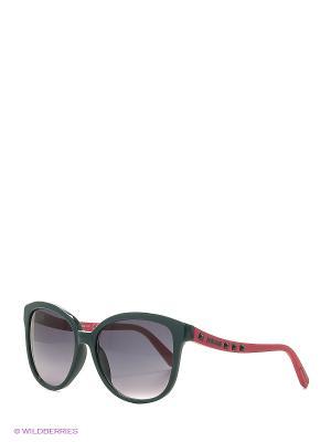Солнцезащитные очки JC 590S 96W Just Cavalli. Цвет: красный