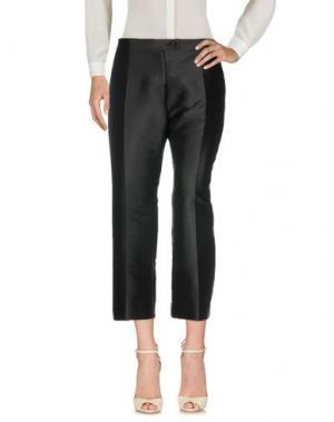Повседневные брюки IO COUTURE. Цвет: черный
