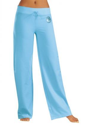 Спортивные брюки H.I.S.. Цвет: голубой, зелено-синий, коралловый, черный